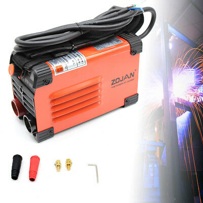 20-160a Mini Handheld Electric Welder Inverter Arc Welding Machine Tool Kit Ups