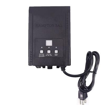 Hampton Bay Low-voltage 30-watt Landscape Transformer Sl-30-12-sv