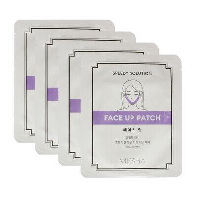 MISSHA Speedy Solution Face Up Patch 4pcs