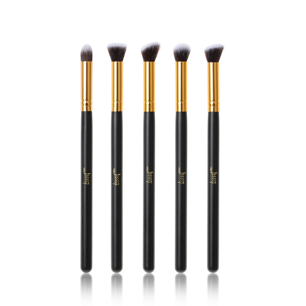 Jessup Makeup Brush Set Cosmetic Foundation Blending Pencil Blush  Kabuki Brow