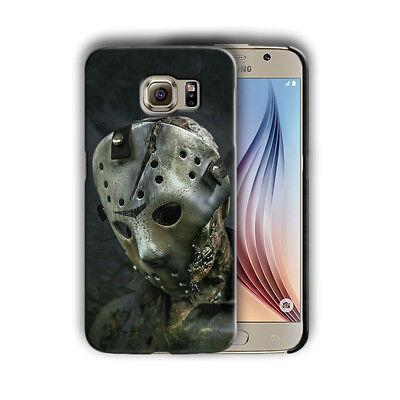 Halloween Jason Mask Samsung Galaxy S4 5 6 7 8 9 10 E Edge Note 3 Plus Case 32 (Halloween 9 Mask)