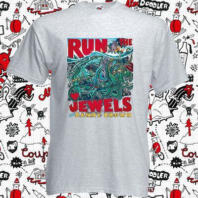 New Run The Jewels Tour Logo 2017 Killer Mike Men
