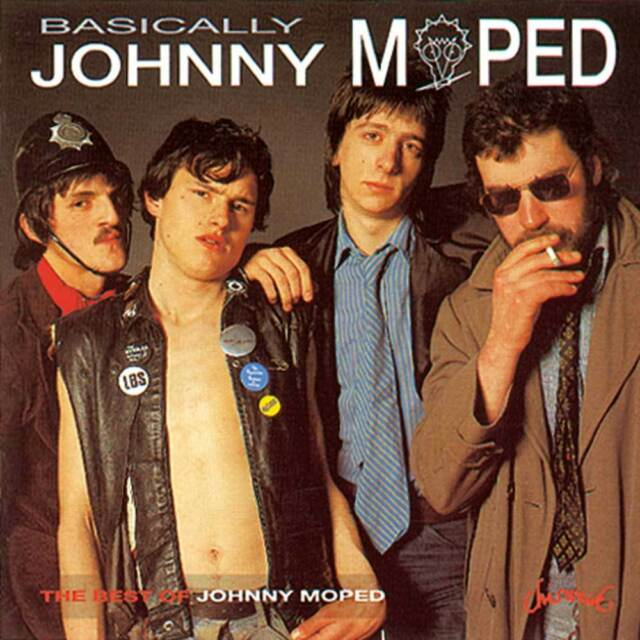 Johnny Moped - Basically ... Johnny Moped : Best Of (CDWIKD 144)