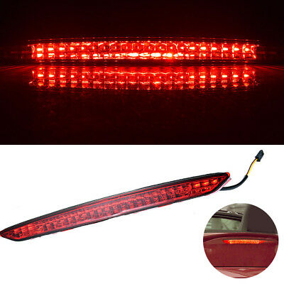 Red Third 3rd High Mount Brake Stop Rear Tail Light Fit BMW Z4 E85 2003-2008 USA