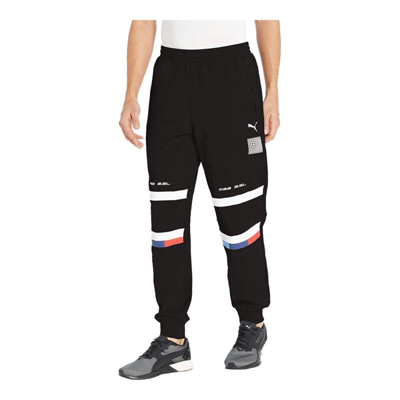 Puma Men's BMW M Motorsport Street Sweatpants: Black - 596552-01