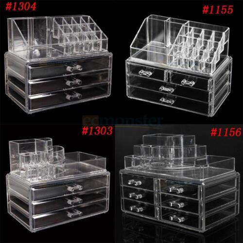new acrylic cosmetic organizer... Image 2