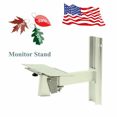 Wall Monitor Stand Fixed Bracket For Vital Signs Icu Patient Monitor Usa Fedex
