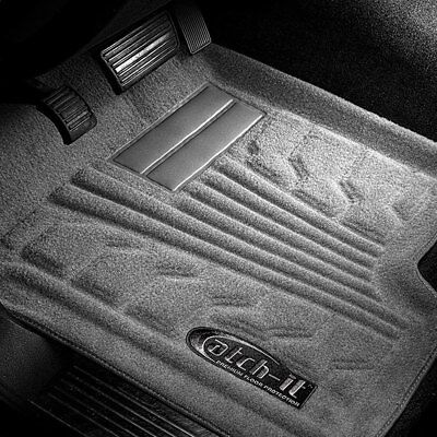 Ford F-150 1997-2003 Lund 583029-G Catch-It Carpet 1st Row Gray Floor Liners