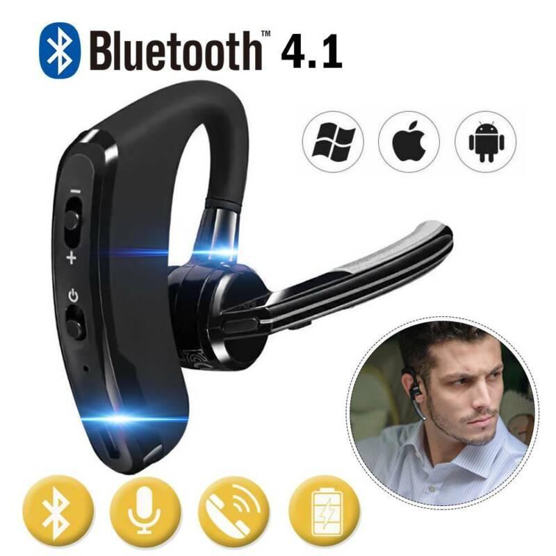 Wireless Earbud Bluetooth Headset Stereo Earpiece Headphone