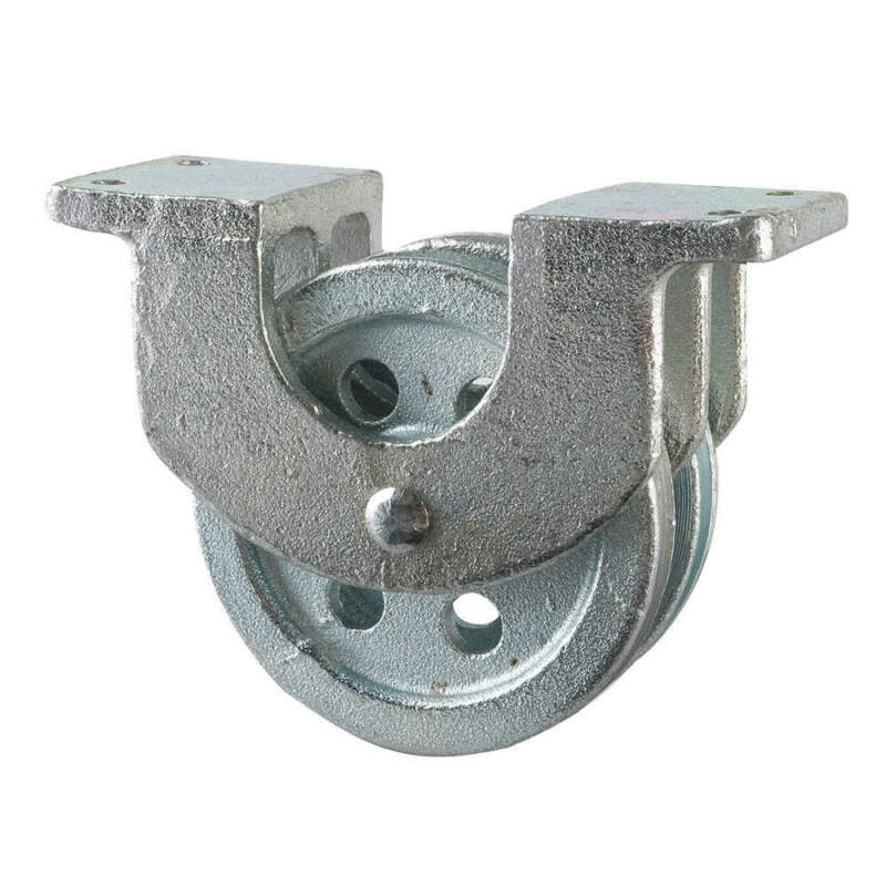 Double Pulley Block,Wire Rope 3-120-26-86-