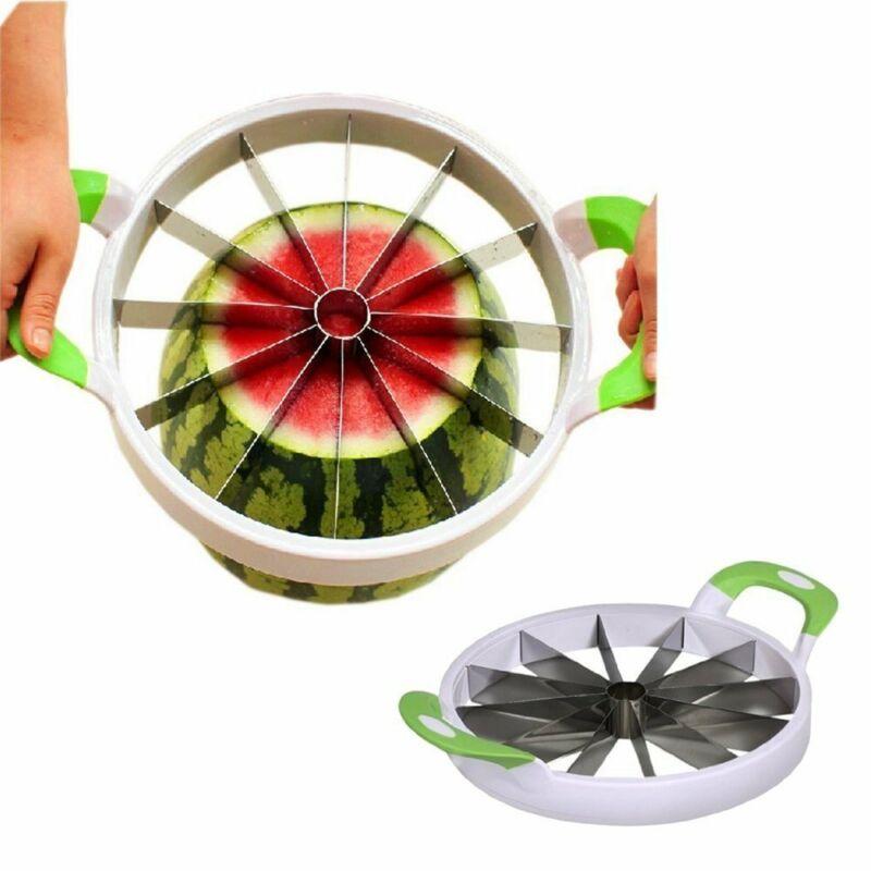 NEX Watermelon Slicer Tool Cutter and Server Kitchen Utensils Gadgets Large