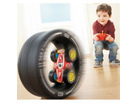 new LITTLE TIKES TYRE TWISTER Radio Control Tyre Twister Great Christmas Gift