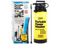 Portable Pressure Power Washer Pump Spray Jet Car Wash Cleaner 8 Litre (S)