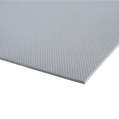 """Seadek 23875-80017 Embossed 5mm Sheet Material - 40"""" X 80""""- Storm Gray"""