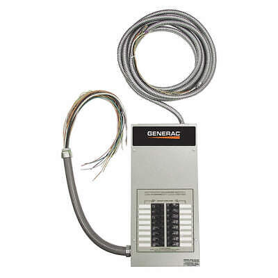 Generac Rtg16eza1 Automatic Transfer Switch100agray