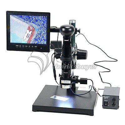 Sk2700pd Digital Microscope Magnifier With 8inch Monitor Screen Professional Aio