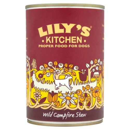 Lilys Kitchen Wild Campfire Stew  400g