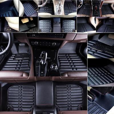 For LEXUS RX350/300/330 2004-2008 Front&2nd Seat Liners Waterproof Car Floor Mat