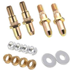 Car Door Hinge Pins Pin Bushing Repair Assembly Kit Fit for Silverado 19299324