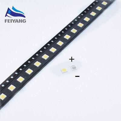 Best 100pcs LG Innotek LED Backlight 2W 6V 3535 Cool white LCD Backlight for