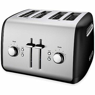 KitchenAid KMT4115OB Toaster with Manual High-Lift Lever, On