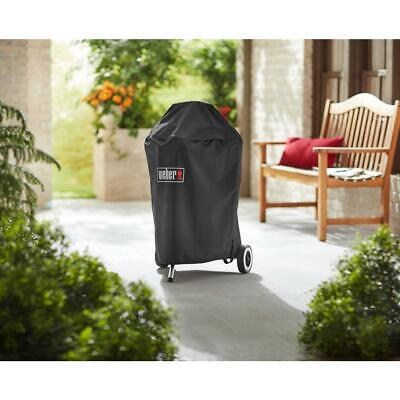 Weber 7148 Premium Grill Cover With Storage Bag For 18-1/2 I