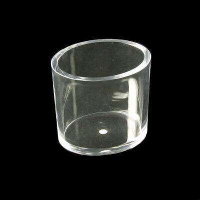 r, Acrylglas, Acrylbecher, hochwertig ACRYL NEU (1501801od) (Klaren Acryl-becher)
