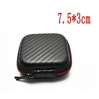Case Portable Earphone Storage Earbud  Headphone Box