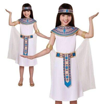 Mädchen Kleopatra Ägyptische Königin Kostüm Kostüm Ägypter Kinder Buch Woche - Mädchen Ägyptischen Königin Kostüm