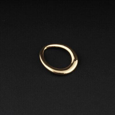 Georg Jensen Gold Ring # 1433A Offspring. 18 Carat. Jacqueline Rabun. 10015064-3