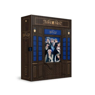 BTS 5th MUSTER MAGIC SHOP DVD Ver Disc+Photobook+Photocard+ETC+Tracking#