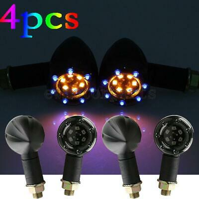 4x Turn Signals Indicator Light For Honda VTX 1300 1800 C F R S T N Retro Fury