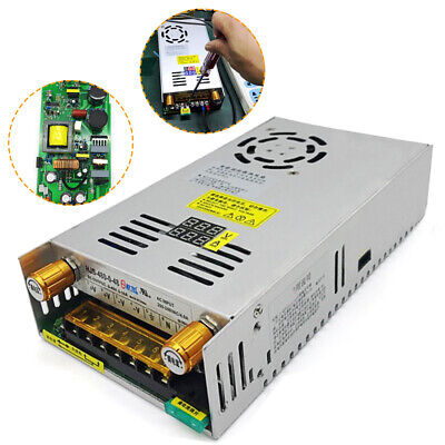 Current-limited Adjustable Power Supply Ac110v To Dc 0-48v 10a 480w Power Stable