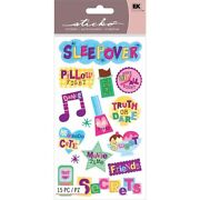 Friends Scrapbook Stickers