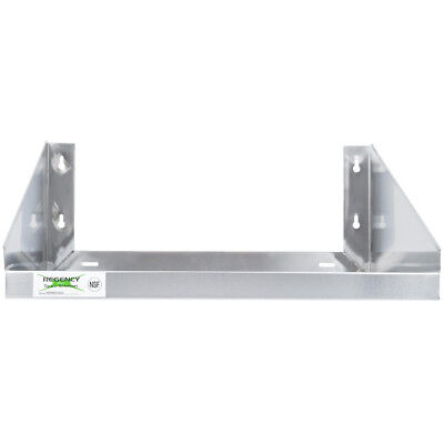 Regency 24 X 24 Microwave Stainless Steel Shelf