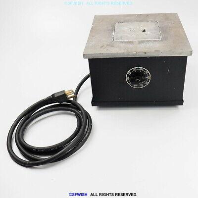 Waage Melting Solder Pot 4x4x2 Model Rwp1-13-1 600w115ac