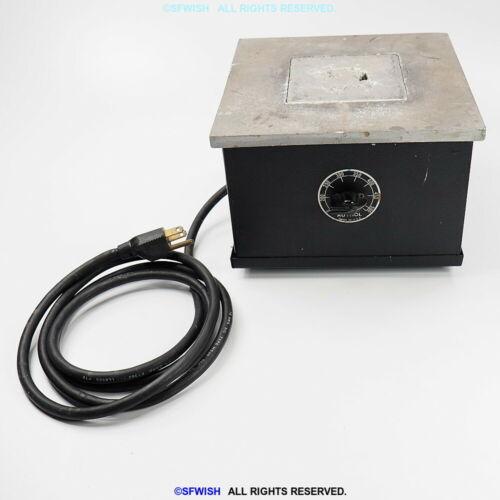 """WAAGE Melting Solder Pot, 4""""x4""""x2"""" (Model: RWP1-13-1, 600W/115AC)"""