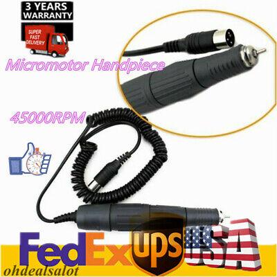 Dental High Speed Micromotor Handpiece Agd Polishing 45k Handpiece Polisher