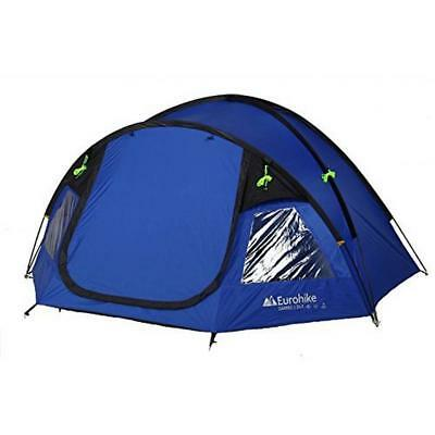 New Eurohike Cairns 2 Deluxe Festival Tent Camping Gear Equipment