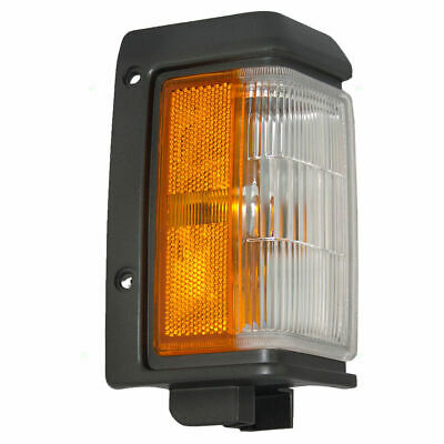 NEW RIGHT SIDE MARKER LIGHT FITS NISSAN PATHFINDER 1987-95 B6110-41G01 NI2551132 ()