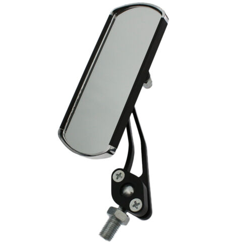 1 couple Bicycle Bike Cycling Handlebar Rear View Rearview Mirror Rectangle/&Base
