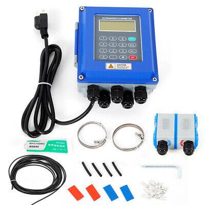 Tuf-2000b Ultrasonic Flow Meter Liquid Flowmeter Tm-1 High Temp Transducer Usa