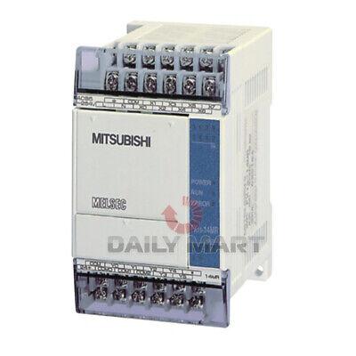 New In Box Mitsubishi Plc Fx1s-14mr-esul Fx1s14mresul Programmable Controller