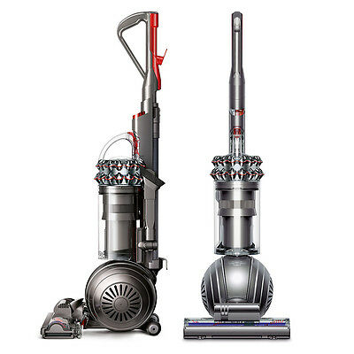 Dyson UP14 Cinetic Big Ball Animal Allergy Upright Vacuum | Nickel | Refurbished