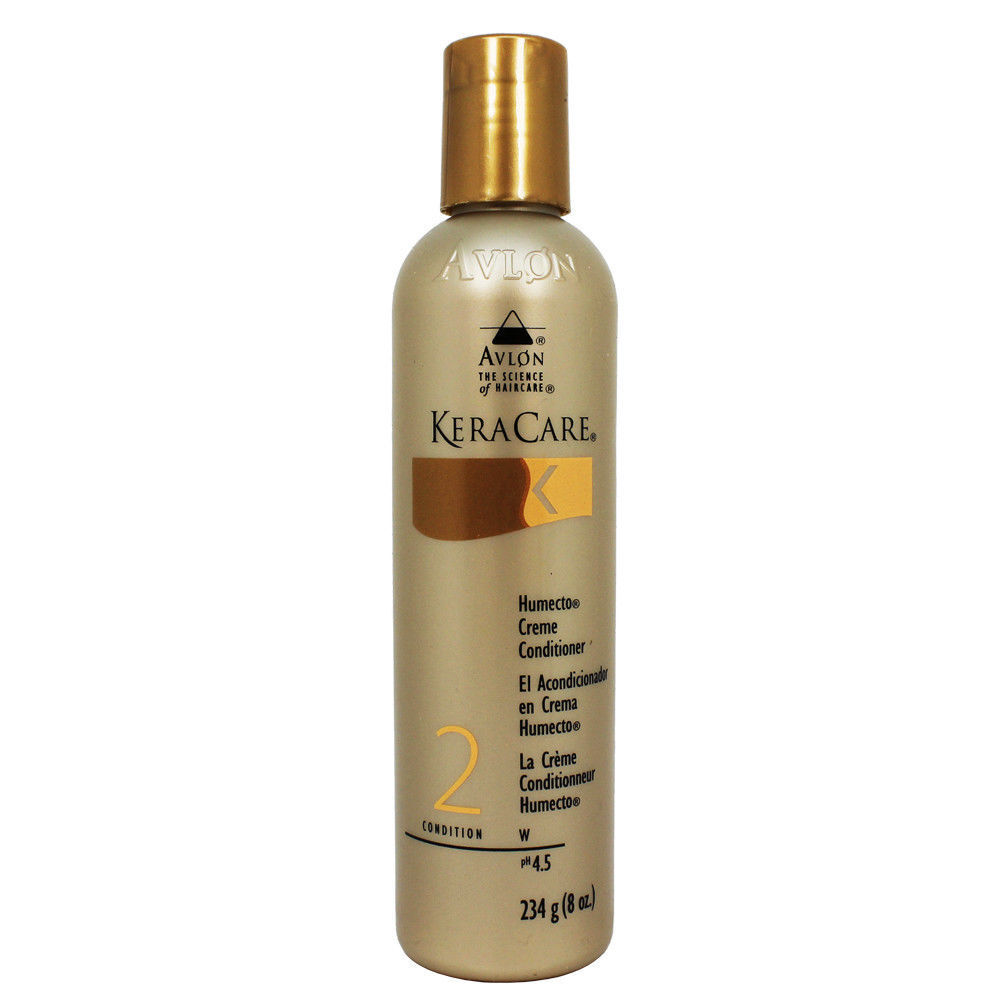 Avlon Keracare Humecto Creme Conditioner 8oz Hair Care & Styling
