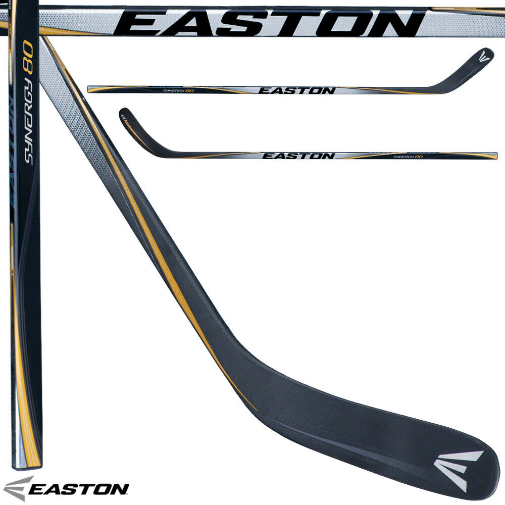 Easton Synergy 80 Junior Ice Hockey Grip Stick E28 Flex 45 retails 150