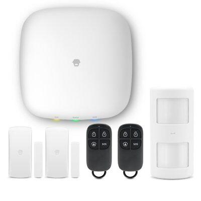 CHUANGO H4 Plus WiFi / GSM Smart Home Alarmsystem inkl. App + Otelo SIM-Karte Home-alarm-system