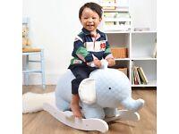Jo Jo Maman Bebe rocking elephant - brand new