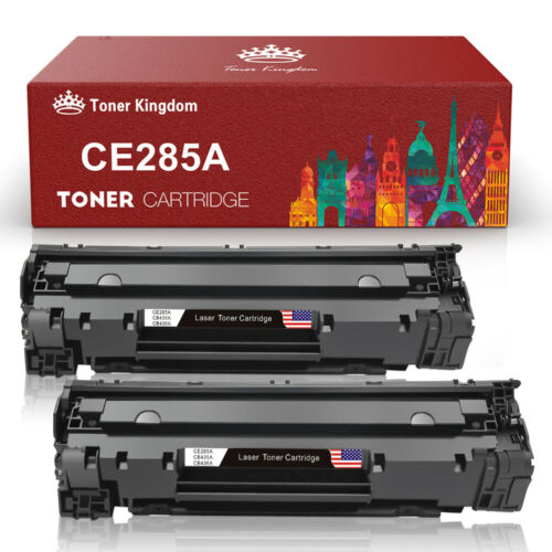 6 Pack Black Toner Cartridge Compatible for Canon F161302 Printer Toner Cartridge-Sold by MAXink