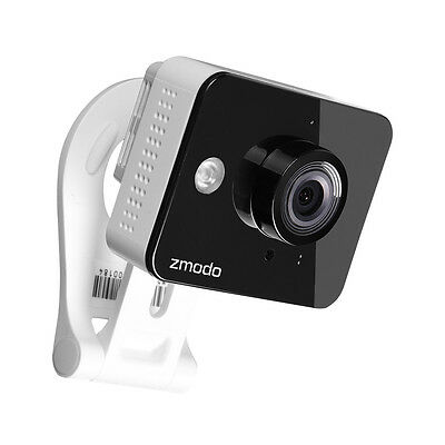 Zmodo Wireless Mini 720p HD IP WiFi Network Home Security Camera Two-Way Audio on Rummage